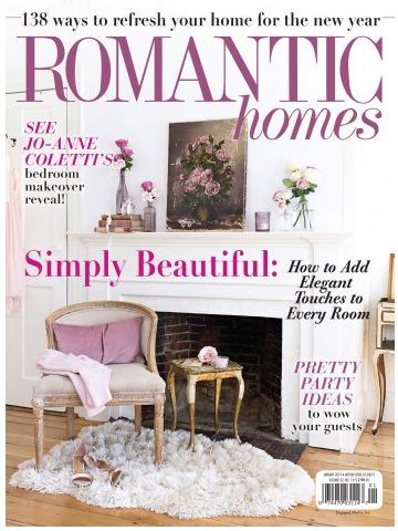 Romantic Homes Jan 2019 – High Tea Party