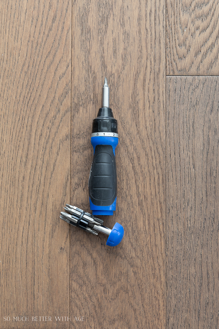 16 Essential Tools for Do-It-Yourself (DIY) Projects/ratchet screwdriver - So Much Better With Age