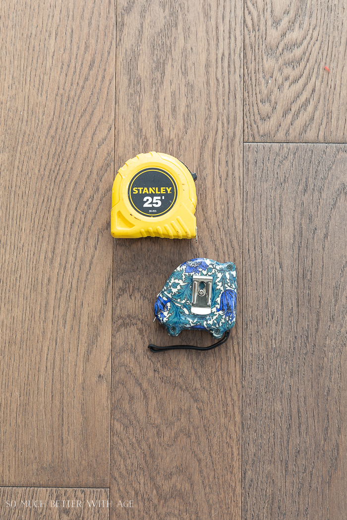 16 Essential Tools for Do-It-Yourself (DIY) Projects/tape measure - So Much Better With Age