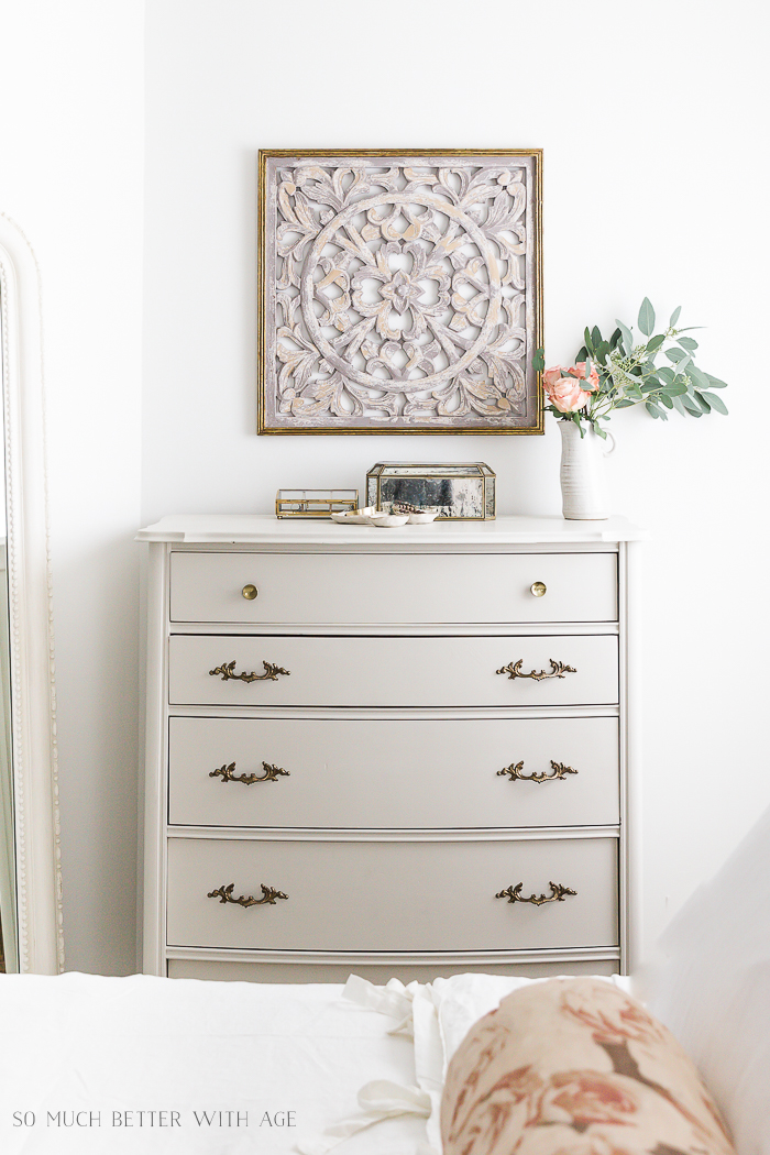How to Paint Furniture for a Professional Look - So Much Better With Age