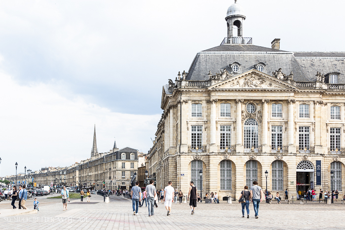 Why You Must Visit Bordeaux/Place de la Bourse - So Much Better With Age