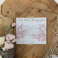 I Love Paris in the Springtime Printable