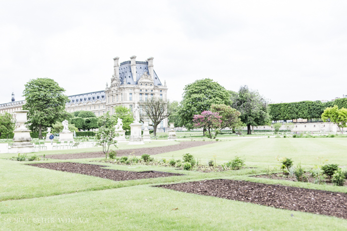 Top 10 Things to See & Do Your First Time in Paris/Tuileries gardens - So Much Better With Age