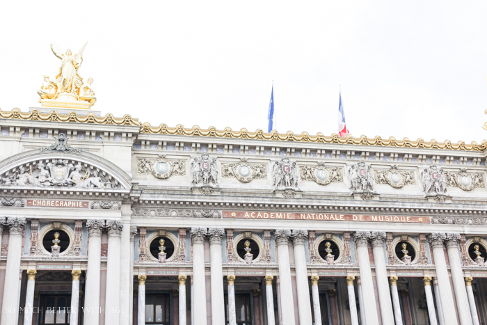 Top 10 Things to See & Do Your First Time in Paris/Academie Nationale de Musique - So Much Better With Age