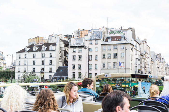 Top 10 Things to See & Do Your First Time in Paris/hop on hop off bus - So Much Better With Age