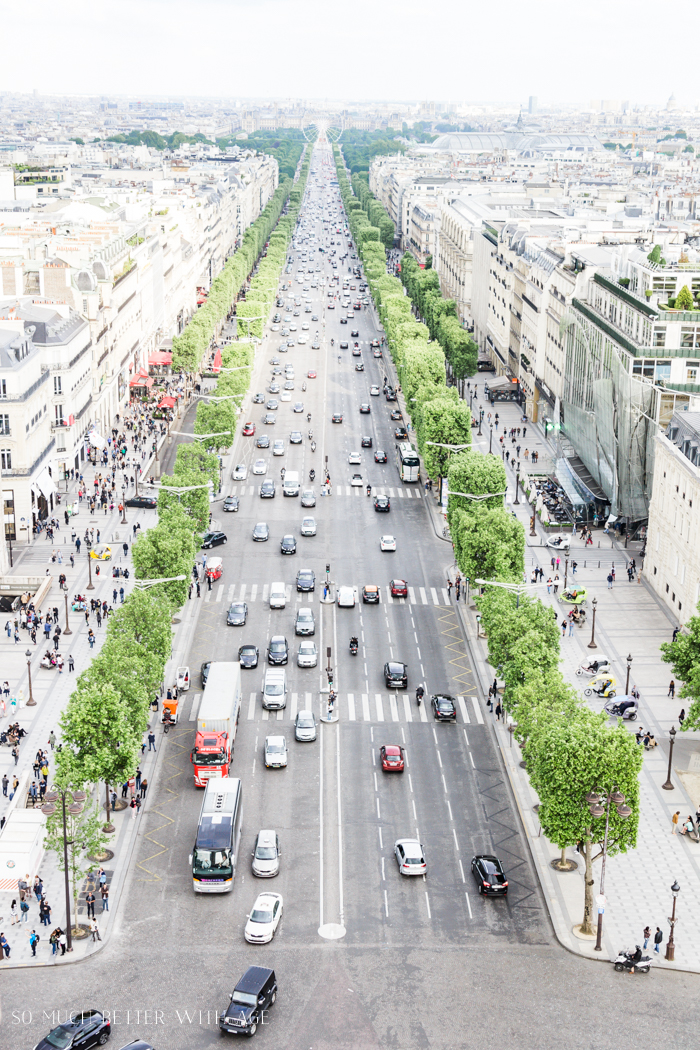 Top 10 Things to See & Do Your First Time in Paris/Champs Elysees- So Much Better With Age