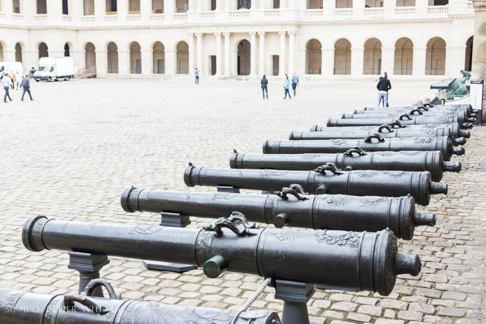 Top 10 Things to See & Do Your First Time in Paris/military museum in Paris - So Much Better With Age