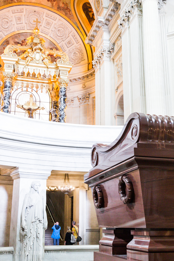 Top 10 Things to See & Do Your First Time in Paris/Napoleon's tomb - So Much Better With Age