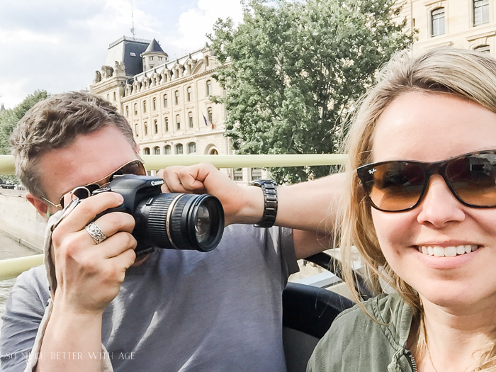 Top 10 Things to See & Do Your First Time in Paris/being tourists in Paris - So Much Better With Age