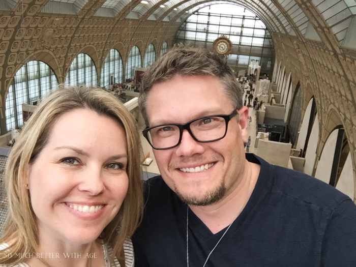 Top 10 Things to See & Do Your First Time in Paris/top floor museum Orsay - So Much Better With Age