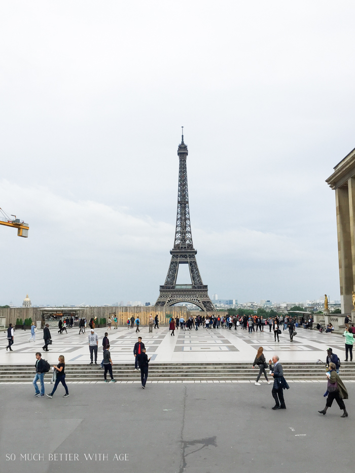 Top 10 Things to See & Do Your First Time in Paris/Trocadero in Paris - So Much Better With Age