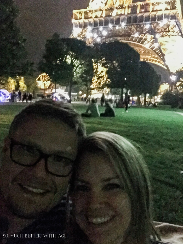 Top 10 Things to See & Do Your First Time in Paris/Eiffel tower light show - So Much Better With Age