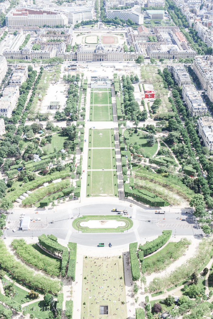 Top 10 Things to See & Do Your First Time in Paris/views from Eiffel tower - So Much Better With Age