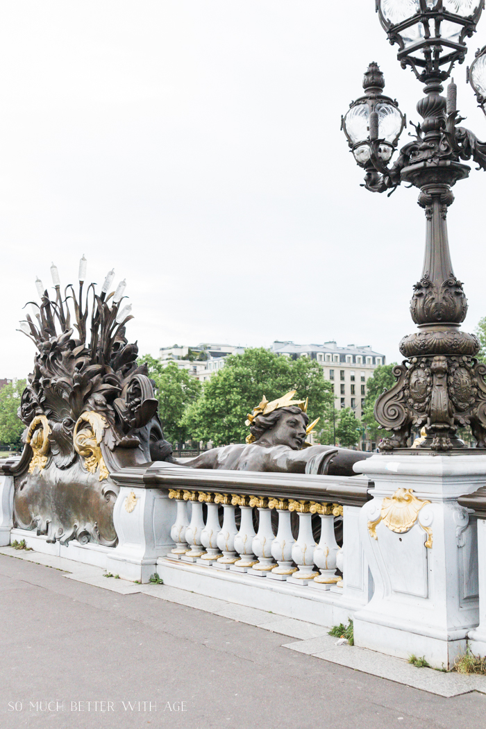 Top 10 Things to See & Do Your First Time in Paris/Pont Alexandre bridge - So Much Better With Age