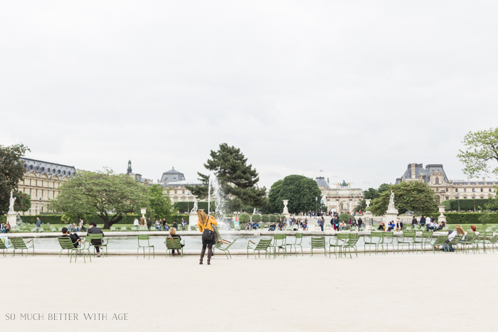 Top 10 Things to See & Do Your First Time in Paris/Paris fountains - So Much Better With Age
