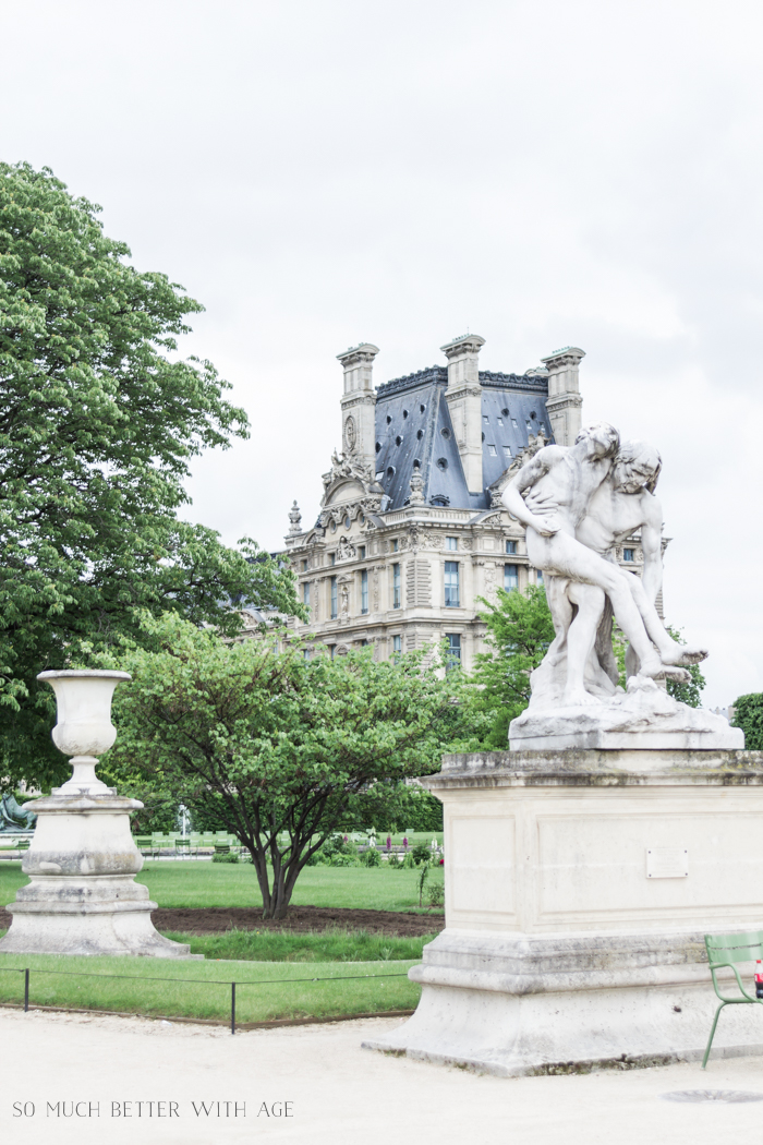 Paris Highlights Including Notre Dame/Tuileries & Louvre - So Much Better With Age