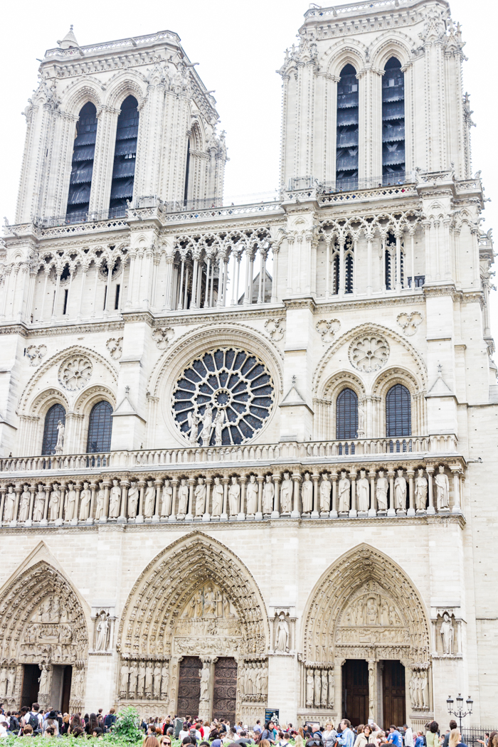 Paris Highlights Including Notre Dame/cathedral Notre Dame - So Much Better With Age
