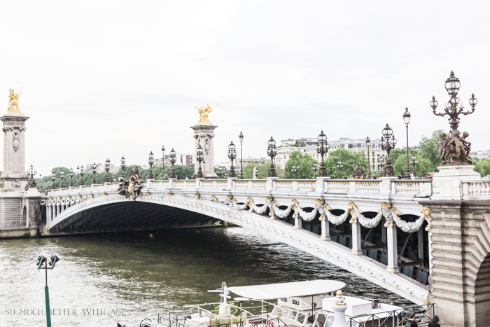 Paris Highlights Including Notre Dame/Alexander bridge in Paris - So Much Better With Age