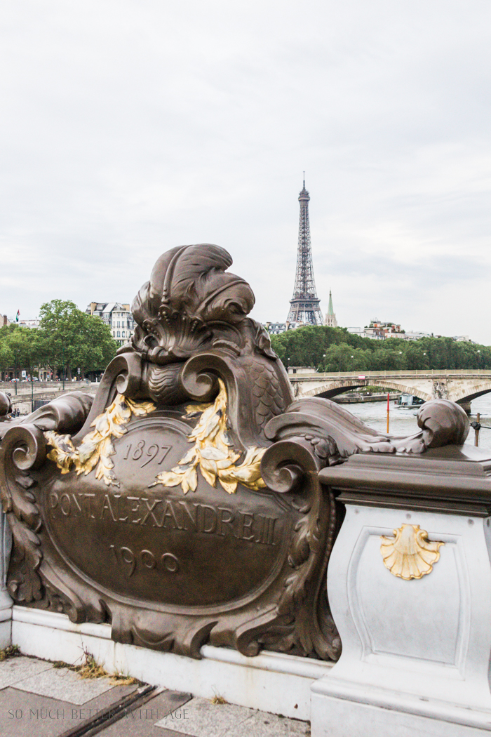 Paris Highlights Including Notre Dame/Pont Alexandre Paris - So Much Better With Age