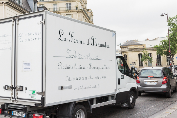 Paris Highlights Including Notre Dame/beautiful truck in Paris - So Much Better With Age