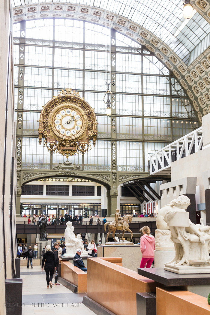 Paris Highlights Including Notre Dame/Musuee D'Orsay - So Much Better With Age