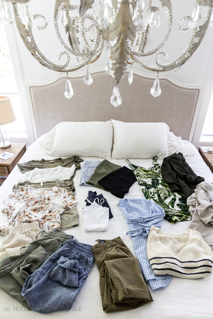 Spring/Summer Wardrobe Capsule from H&M - So Much Better With Age
