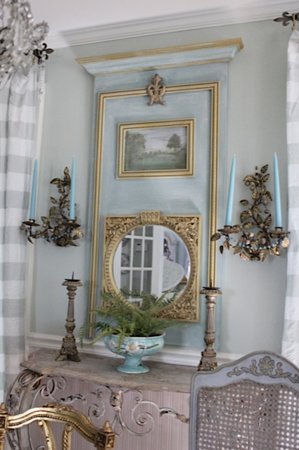 Trumuea mirror from Amy of Maison Decor.