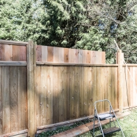 How to Replace Lattice on a Prefab Fence Panel