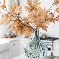 Decorating Ideas with Muted Fall Colors + Video