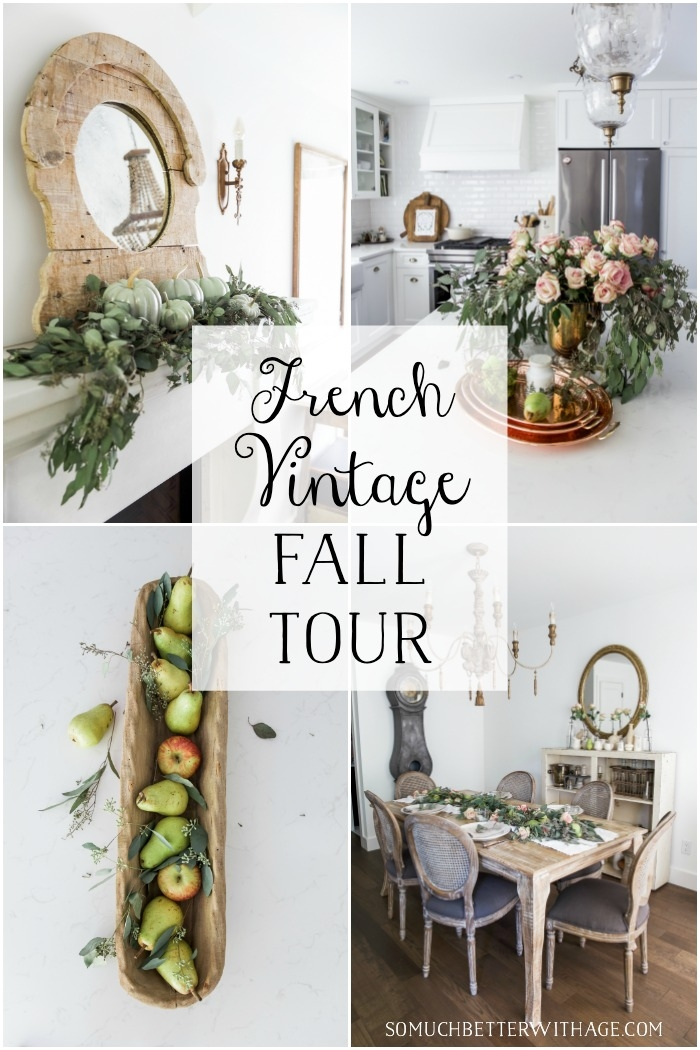 French Vintage Fall Tour