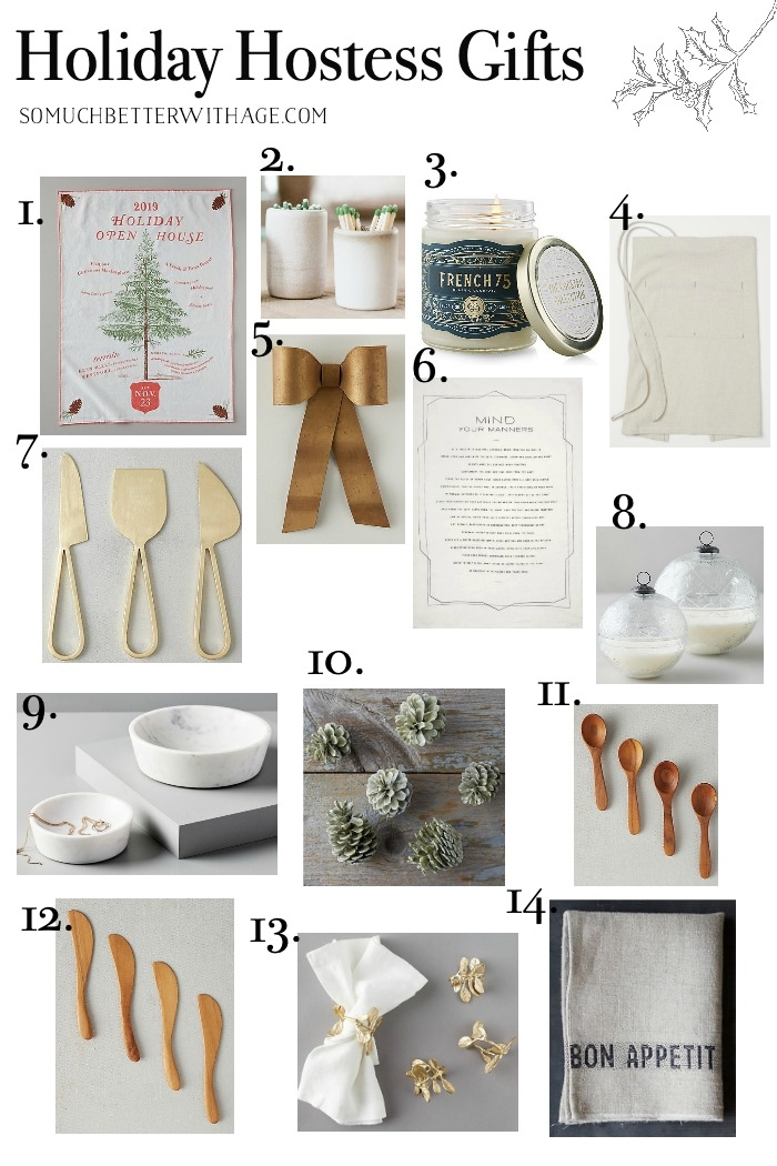Holiday Hostess Gifts.