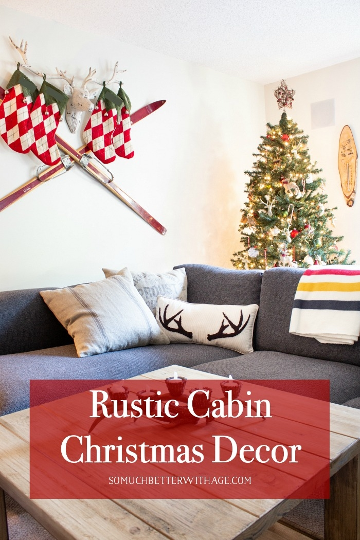 Rustic Cabin Christmas Decor
