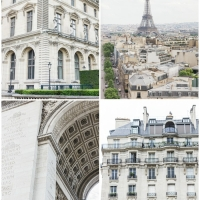 Paris Buildings Printables