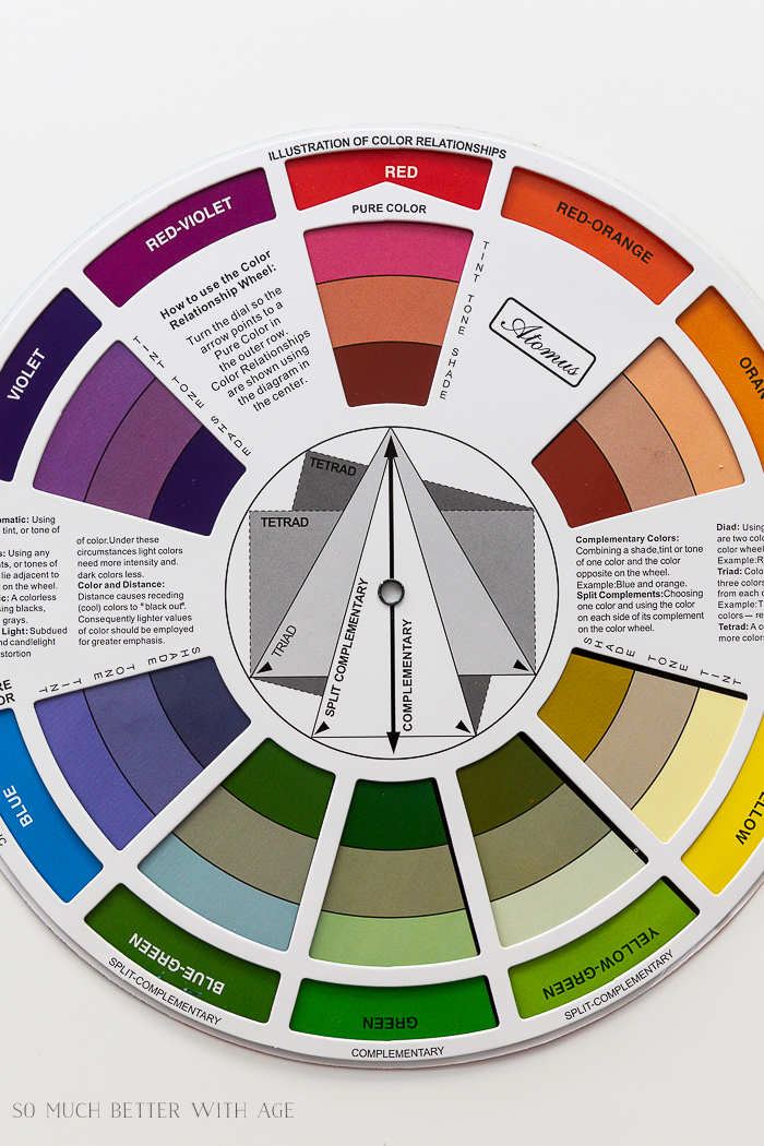 Color Theory For Decorating So Much Better With Age