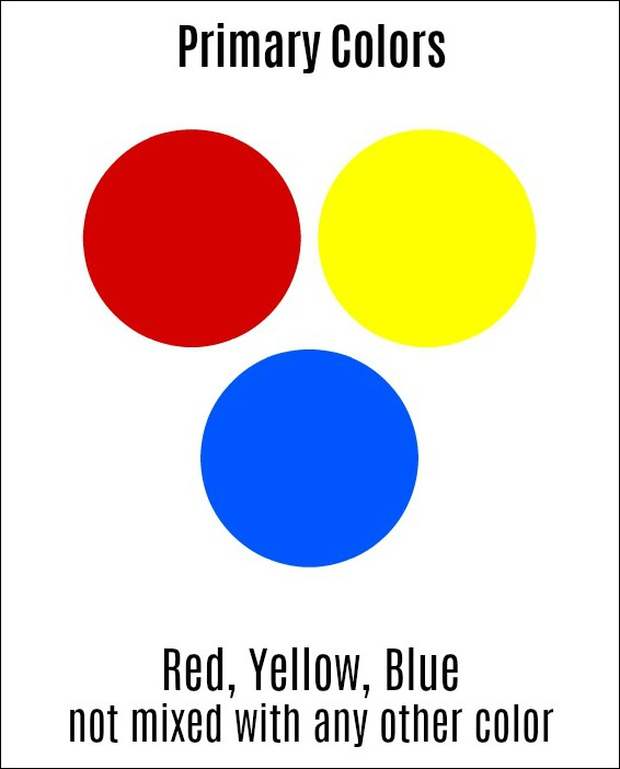 Primary color image.
