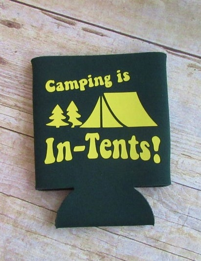 Camping is In-Tents from Studio A2H.