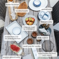 Eco-Friendly Outdoor Entertaining Essentials