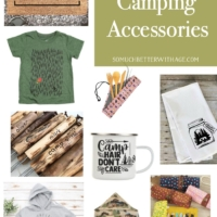 Fun Camping and Beach Accessories