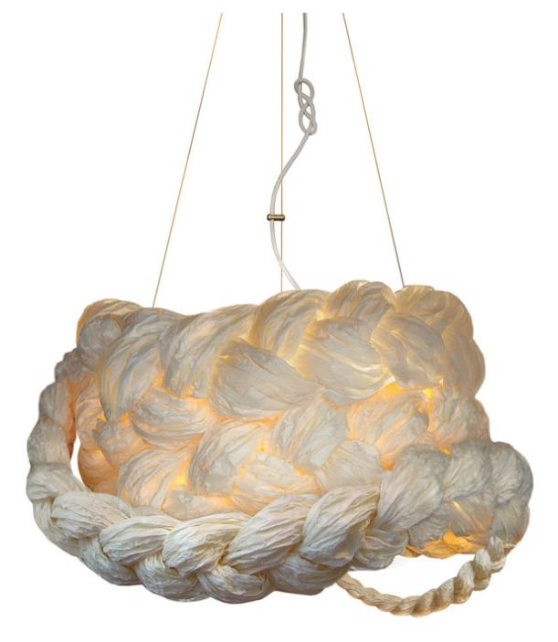 Marie Burgos Design lighting.