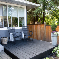How to Build a Small Freestanding Deck