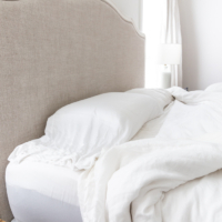 How to Style Your Bed With Different Sized Sleeping Pillows