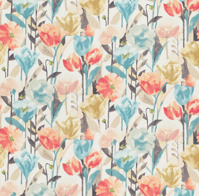 Triadic wallpaper from Wallpaper Direct.