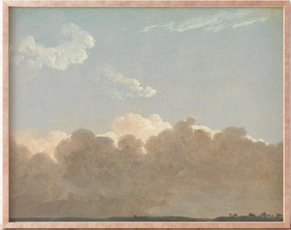 Westwoven - cloud study art.