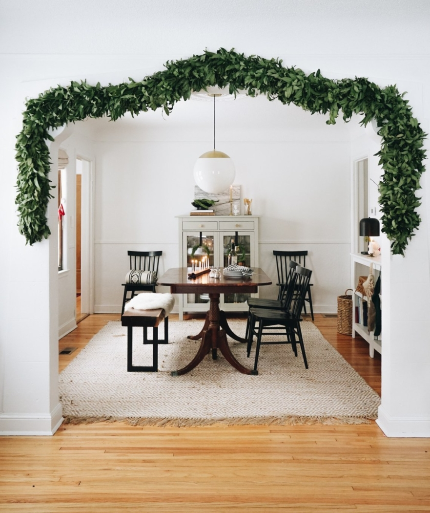 Francois et Moi - Simple and Natural Christmas Decor.