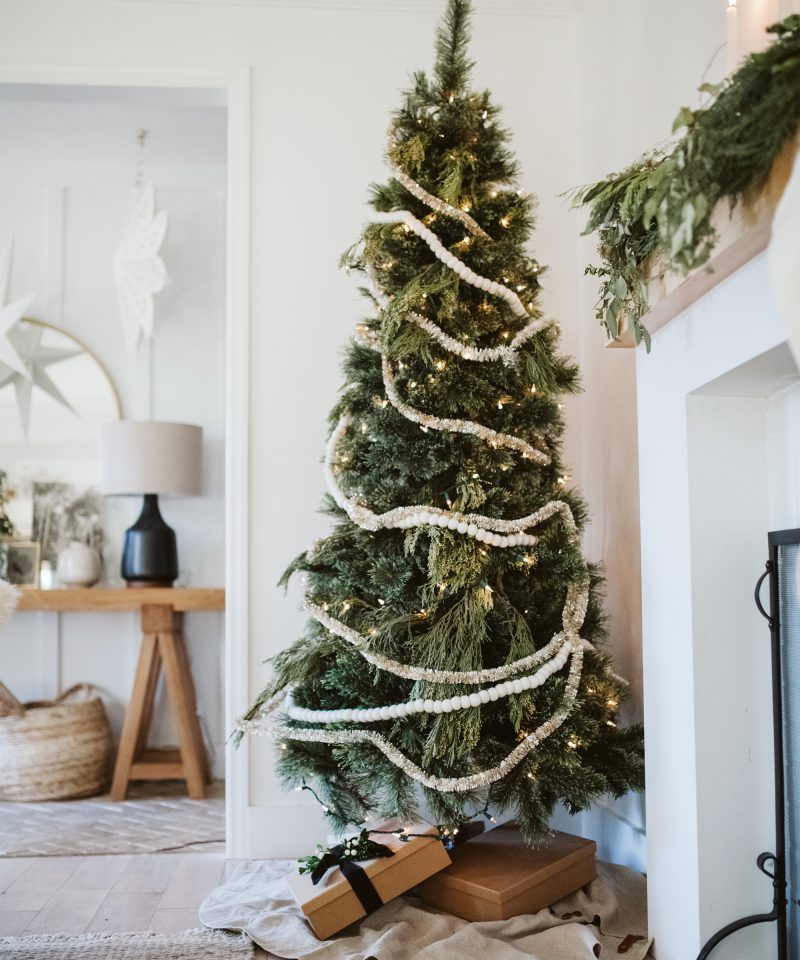 House Seven Design - Simple and Natural Christmas Decor.