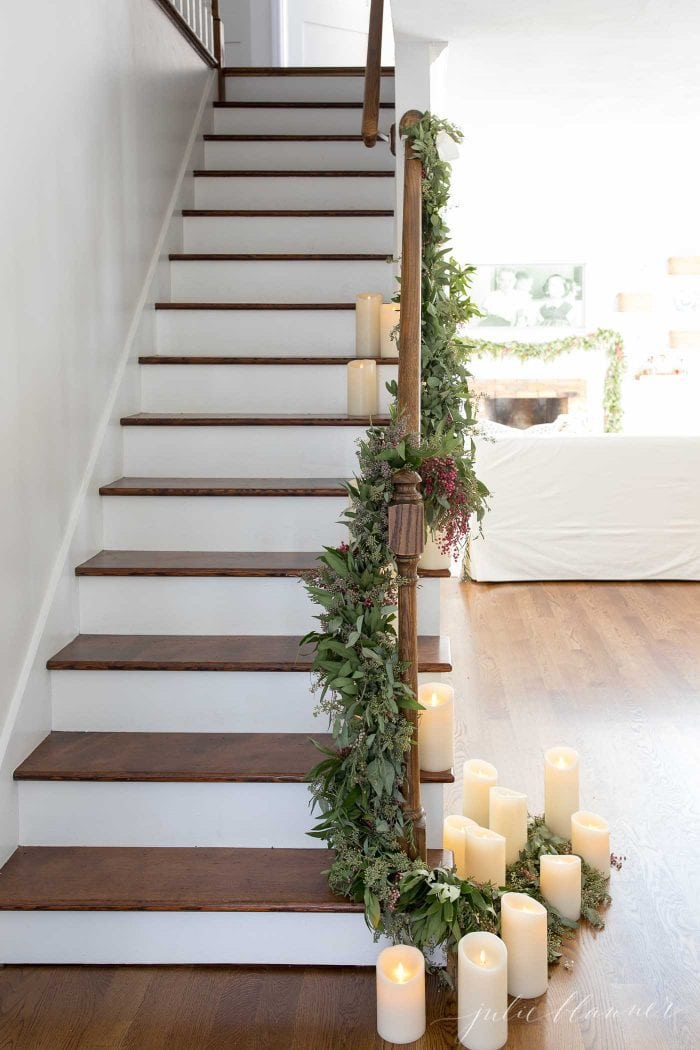 Julie Blanner - Simple and Natural Christmas Decor.