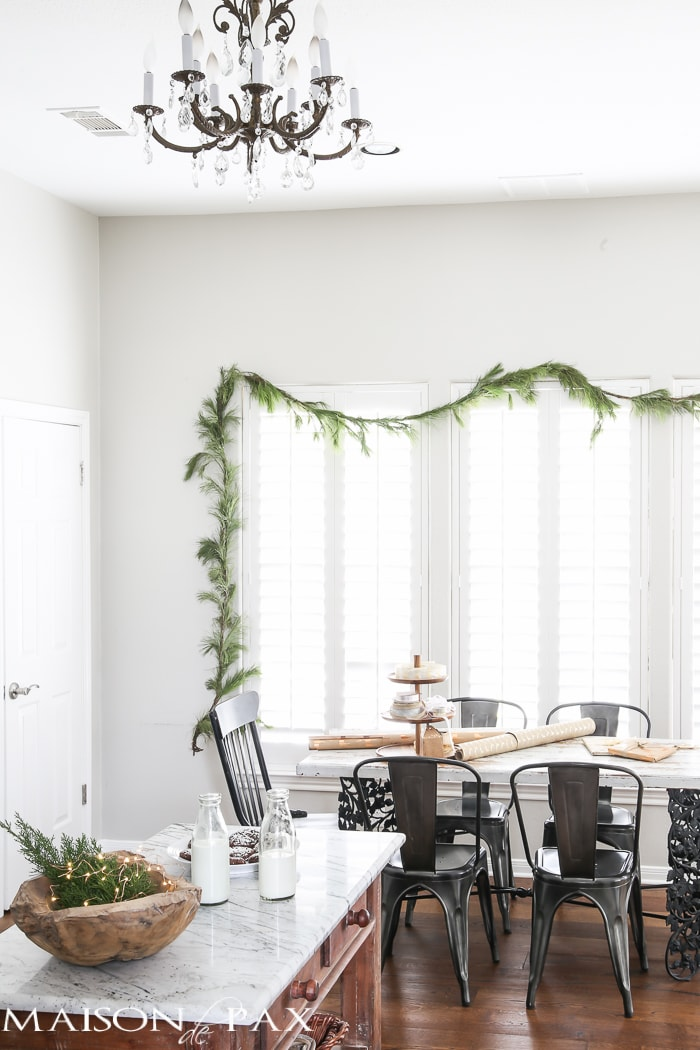 Maison de Pax - Simple and Natural Christmas Decor.