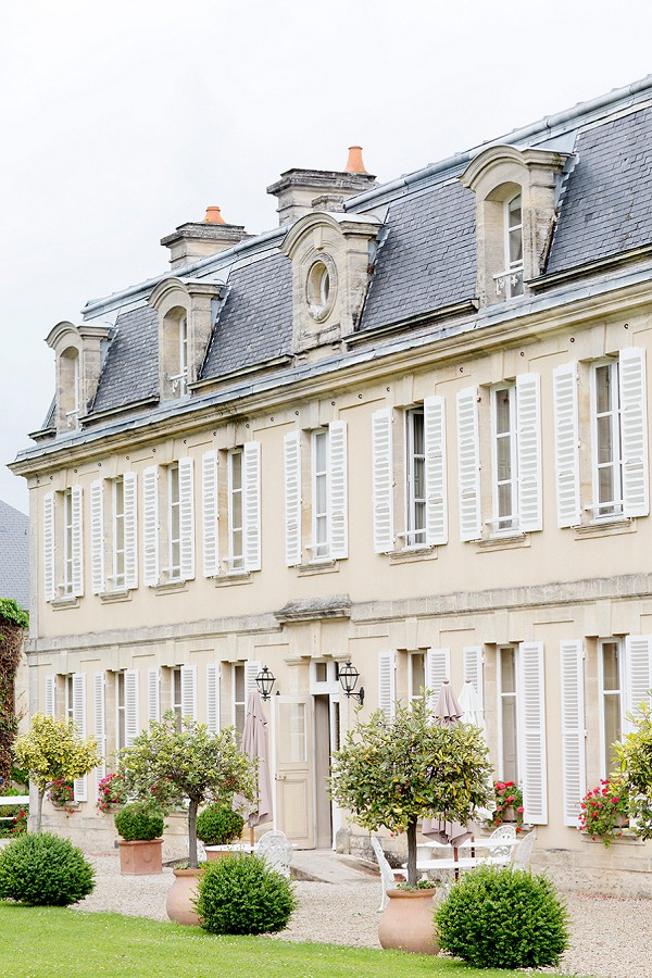 French Chateau by photographer Lauren Michelle.