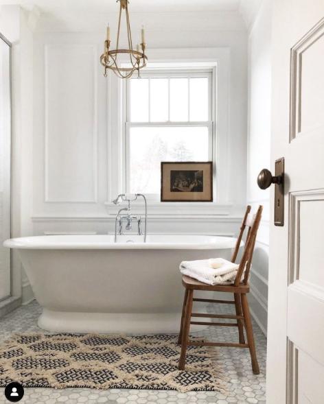 European Decorating Style designed by Blanc Marine Living.