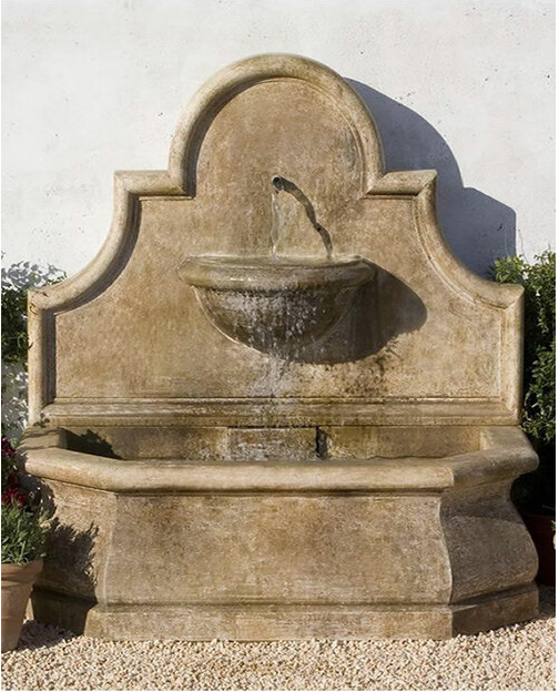 French water fountain.